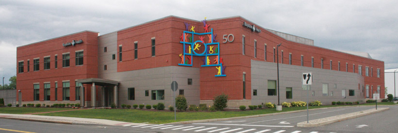 Baystate Children's Hospital Specialty Center