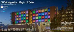 CODA Magazine - The Magic of Color