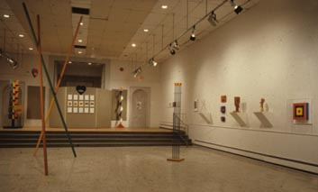 The Kirkland Art Center, Clinton, NY 1989