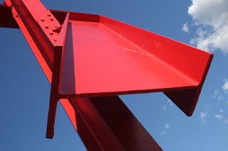 """Ben Webster"" Mark di Suvero"