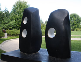 """Summer Dance"" Barbara Hepworth"