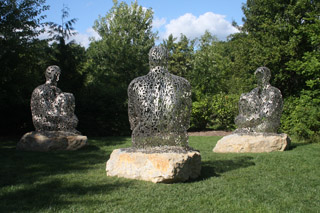 """I, you, she or he..."" Jaume Plensa"