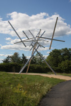 """B-Tree II"" Kenneth Snelson"